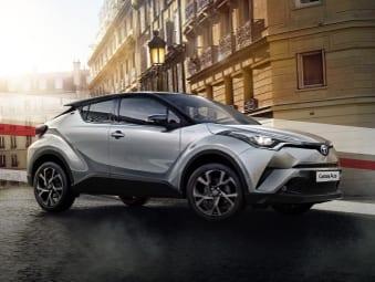 Na Caetano Auto, o seu Toyota vem carregado de vantagens.