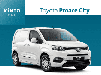 Renting Toyota Proace City