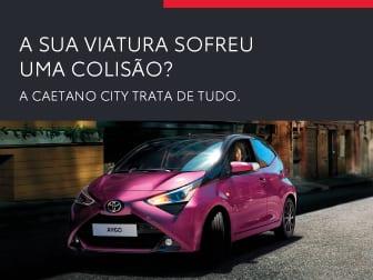 Campanha de Colisão Caetano City