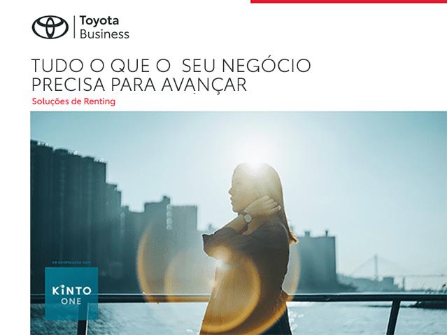 Soluções de Renting | parceria Kinto One