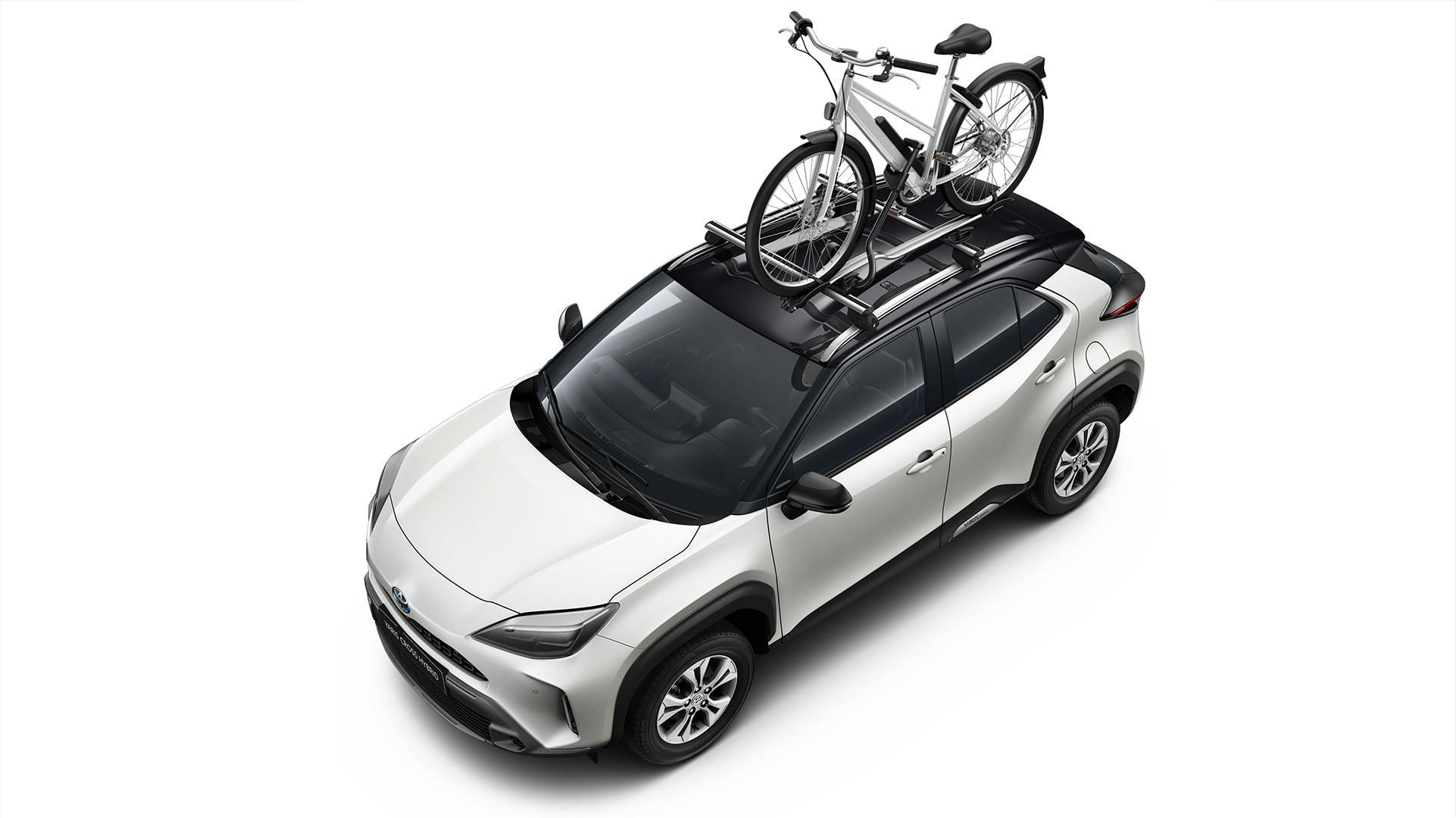 Acessório para o carro suporte de bicicletas