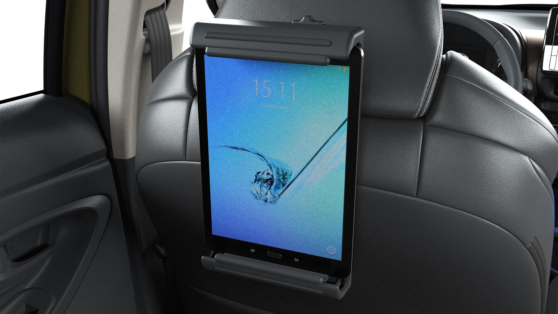 Acessório para o carro suporte de ipad