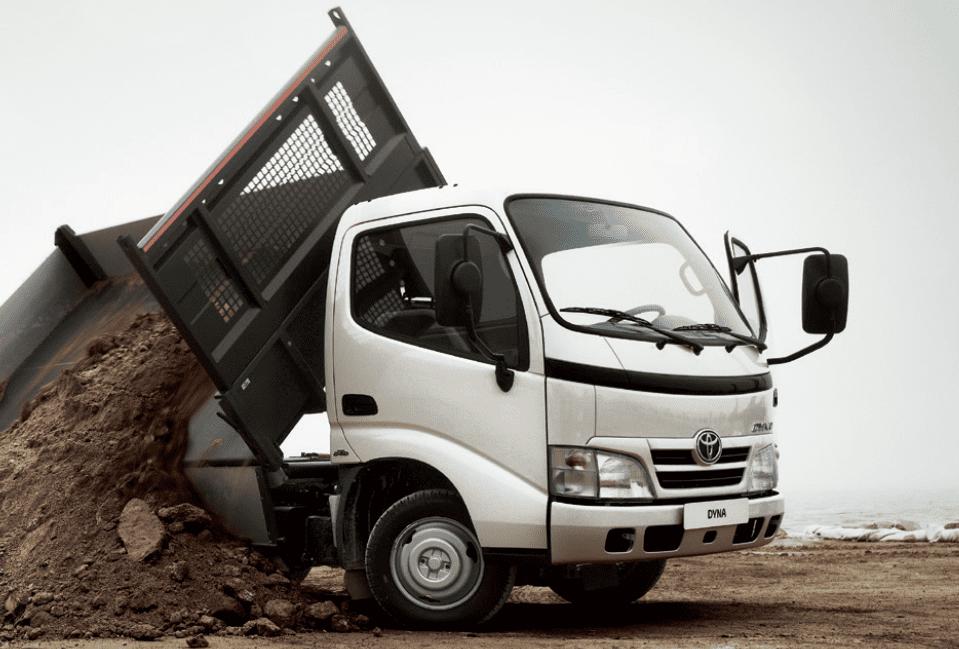 Toyota Dyna veículo comercial