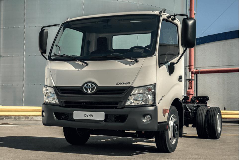 Toyota Dyna Design