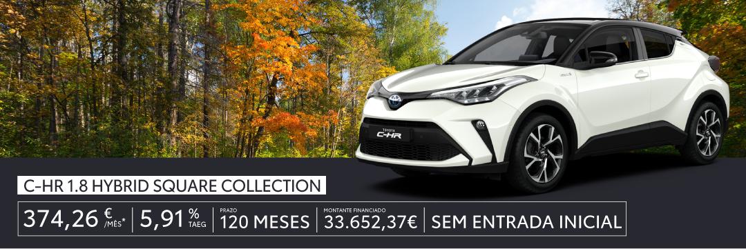 Entrega Imediata Toyota C-HR