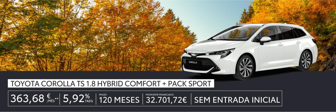 Entrega imediata - Toyota Corolla Touring Sport